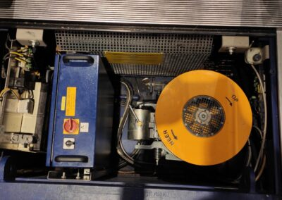 Modernisatie van Thyssenkrupp roltrap besturingen